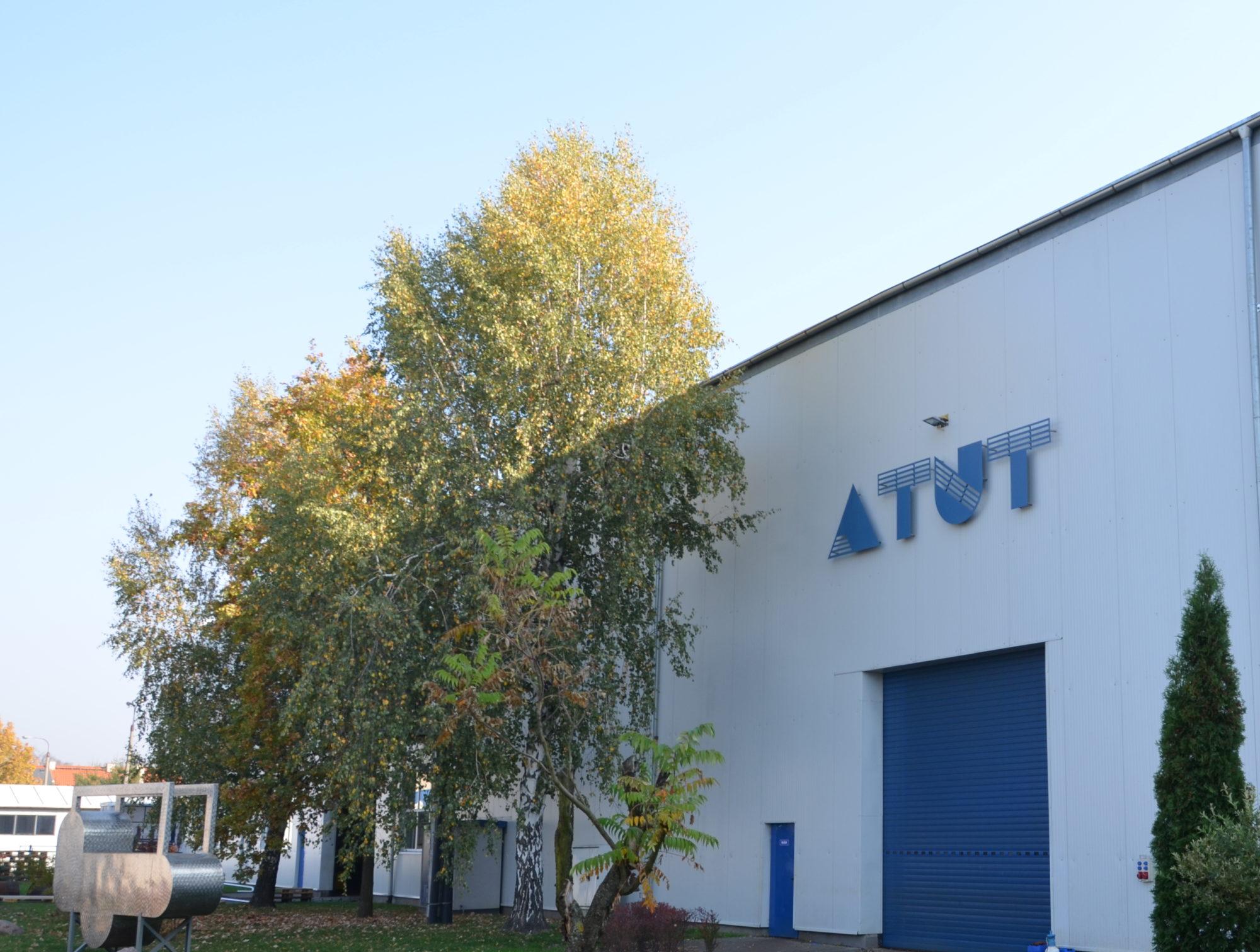 ATUT - konstrukcje stalowe, badania NDT Elbląg